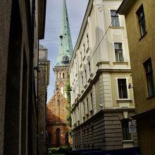 リーガ旧市街
