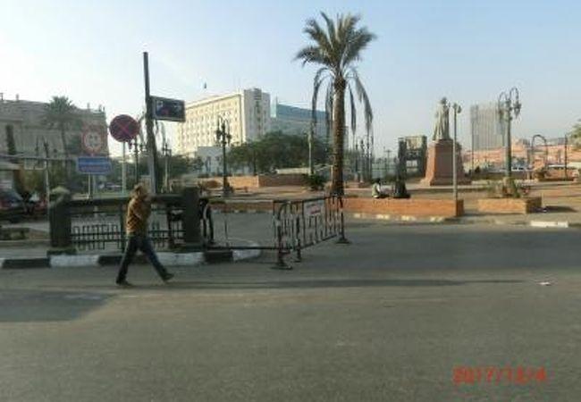 タハリール広場