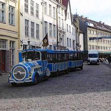 旧市街の手軽観光で便利な乗り物