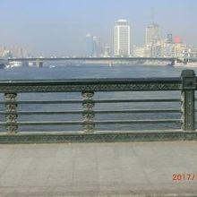 10 月6日橋が見えます