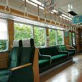 桂駅から嵐山駅までを結ぶ