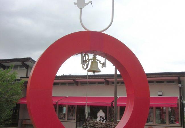 但馬地方で一番の観光スポット! ~ 県立コウノトリの郷公園