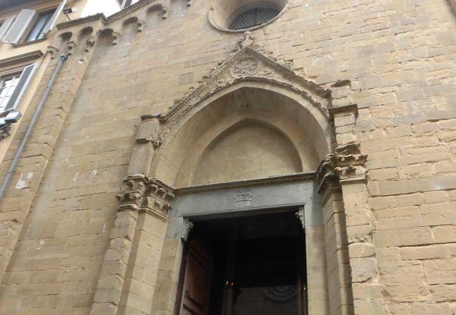 シンプルな教会