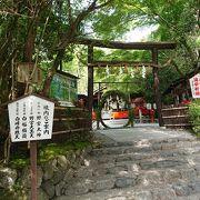 2020年6月の野宮神社はとても静かでした。