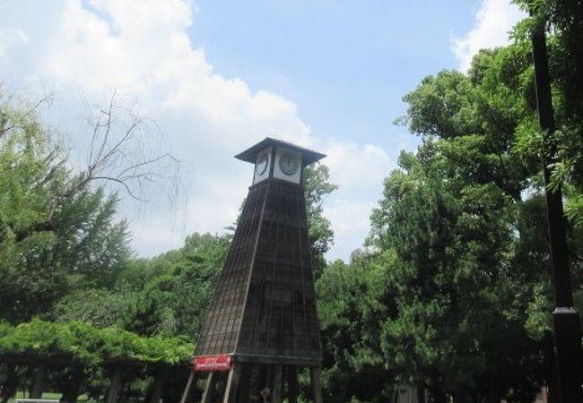 清澄公園 時計台