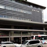 金沢近江町市場の商業ビル