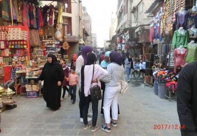 イスラム都市カイロ (カイロ旧市街)