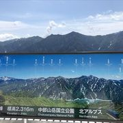 標高2316mの大観峰から見下ろす、黒部ダム、黒部湖、さらに中部山岳国立公園の北アルプスを一望できて、絶景でした。