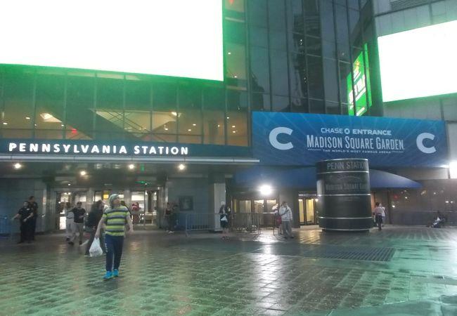 ペンシルバニア駅