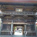 金剛寺(高幡不動尊) 仁王門