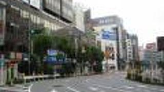 神田小川町スポーツ用品店街