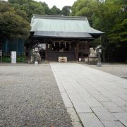 立派な神社