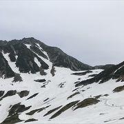 6月でしたので、まだ雪に覆われていましたが、ハイキングもできました。オススメです