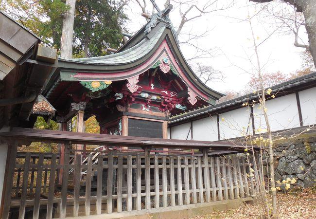 祢津日吉神社