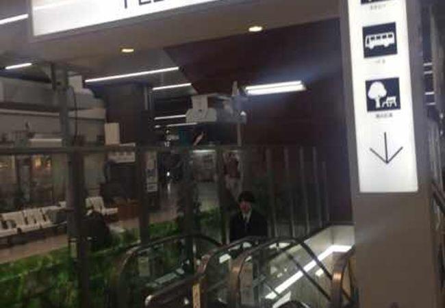 盛岡駅の駅ビル