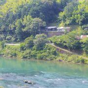 自然豊富な四万十川