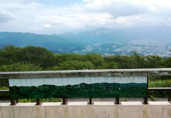 蓑山(美の山)