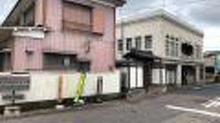 日光例幣使街道(栃木県足利市)