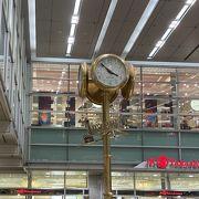 金の時計♪