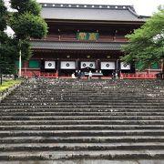 東日本最大の木造建築物!