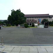 上野に数ある世界でも超一級の博物館の一つ