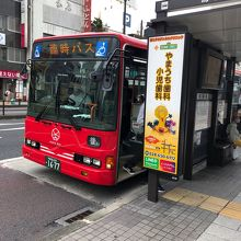 路線バス (関東自動車)