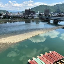 長良川温泉 十八楼