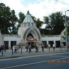 ブダペスト動物園