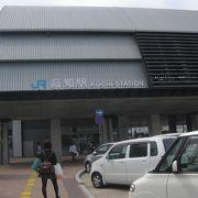 高知県内の交通の中心