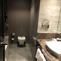 バスルームも広々です!バスタブデカい