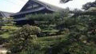 披雲閣(旧松平家高松別邸)