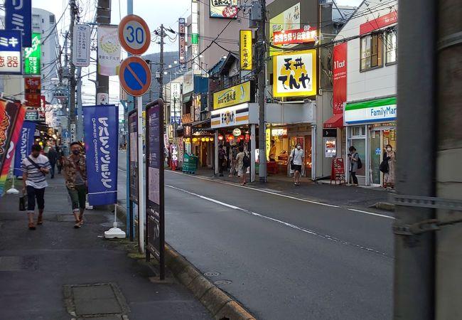 大船駅前商店街