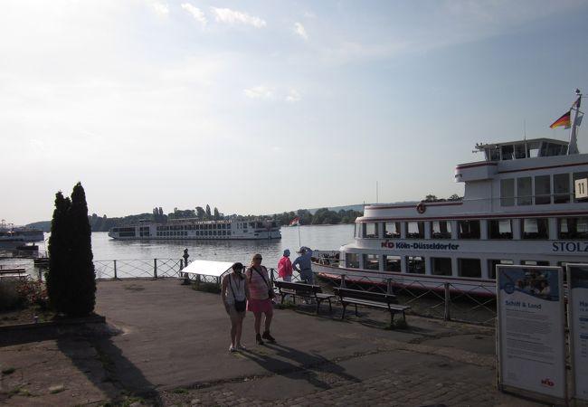 リューデスハイム(KDライン)船着き場
