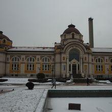 ソフィア 歴史博物館