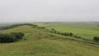 地平線の見える大牧場「多和平」