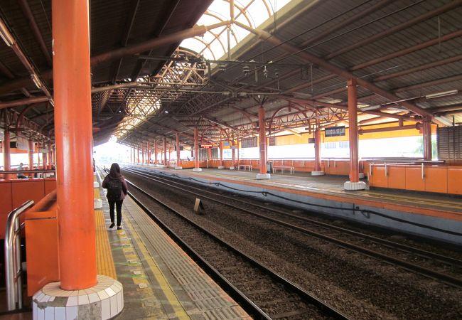 マンガブサール駅