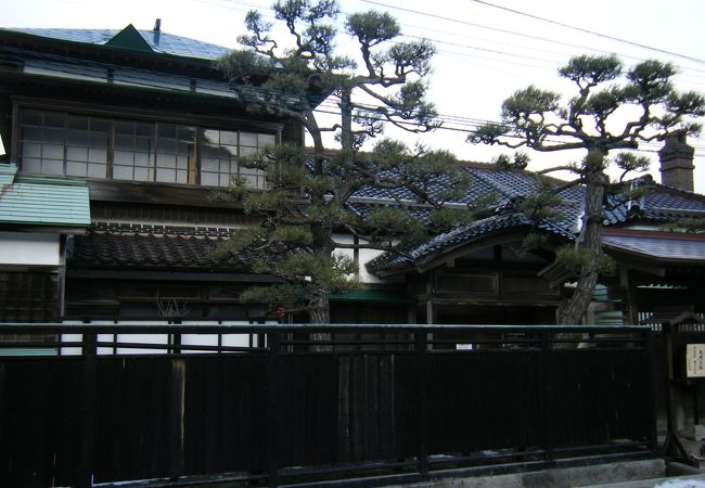 相馬哲平の私邸
