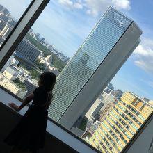 37階からの眺め
