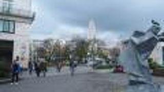 デアーク フェレンツ広場