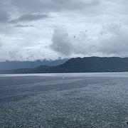 日本一深い湖!