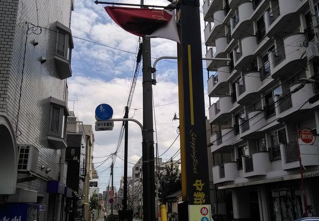 中野新橋商店街