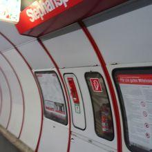 シュテファンプラッツ駅