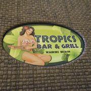 ヒルトン・ハワイアン・ビレッジのオーシャンサイドにあるレストラン