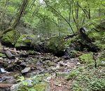 御岳山ロックガーデンハイキングコース