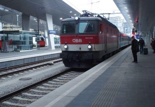 オーストリアの国鉄