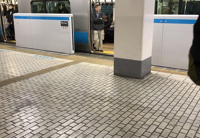 大宮から横浜まで
