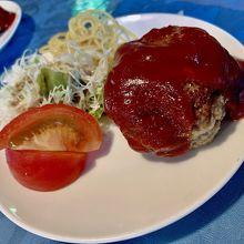 壱岐牛ハンバーグ