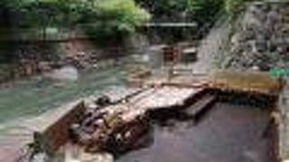 黒川温泉 穴湯共同浴場