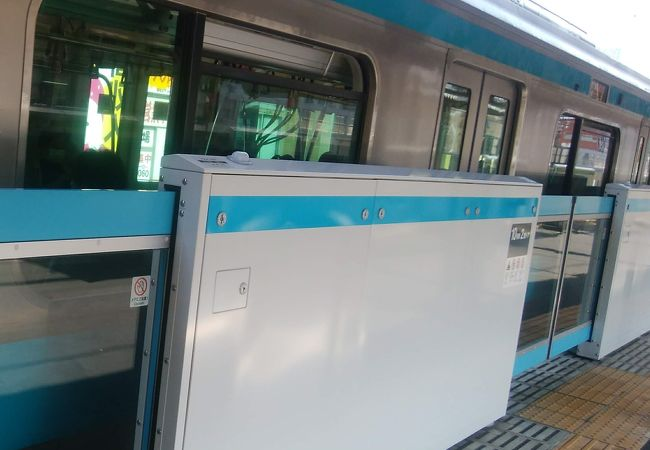 京浜東北線 御徒町駅から
