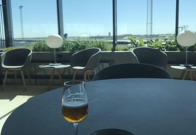エウンチュアラウンジ (コペンハーゲンカストラップ空港)